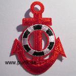 : Anchor iron-on patch