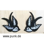 patch SET Lucky Swallows